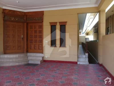 E-11/4  Triple Story 1 Kanal Lush House Available For Commercial And Residential Use For Rent