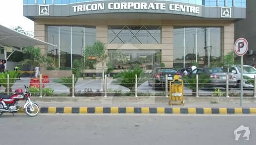 15th Floor Office For Sale In Tricone Corporate Center On Main Boulevard Gulberg