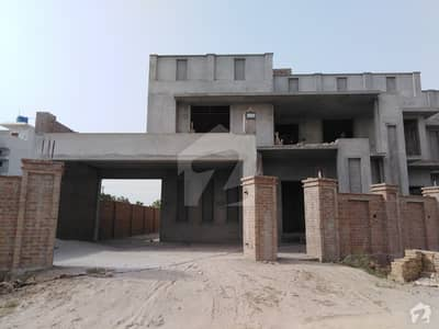 2 Kanal Double Story House For Sale