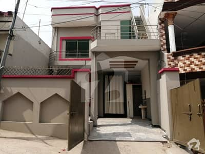 6. 25 Marla Double Storey House For Sale