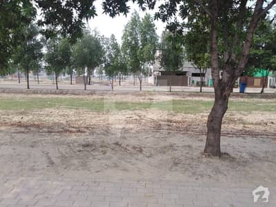 5 Marla Commercial Plot For Sale In Bahria Town Lahore