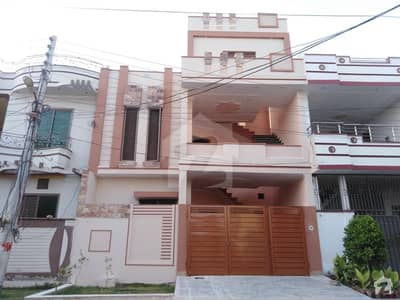 5 Marla Triple Storey House Is Available For Sale