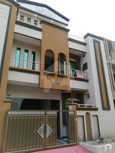 Brand New Luxury  5 Marla Double Storey House For Sale In Airport Housing Society