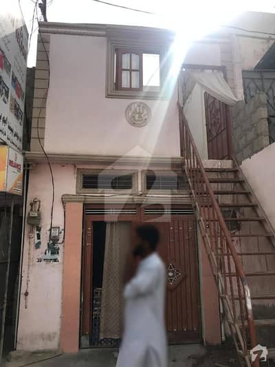 House Is Available For Sale In Korangi No 01 Sector 32-B