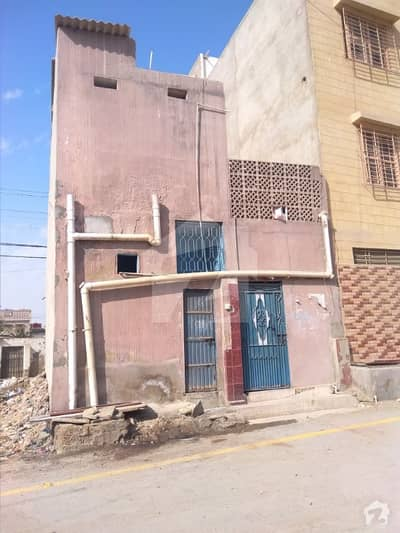 60 Sq Yd Commercial House For Sale In Bhittai Colony