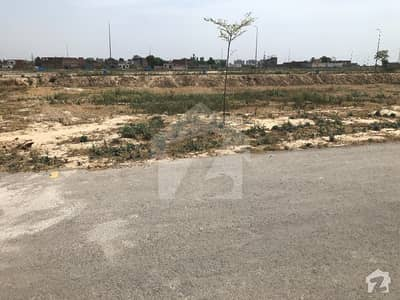 1 Kanal Residential Plot Block V DHA Phase 8 On back of 70 feet road No DB Poll