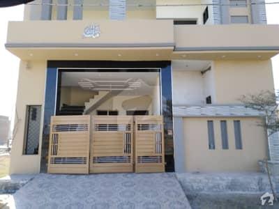 گرین ویلی سمندری روڈ فیصل آباد میں 5 مرلہ مکان 95 لاکھ میں برائے فروخت۔