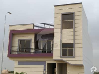 الجدید ریزیڈینسی کراچی میں 4 کمروں کا 5 مرلہ مکان 1.05 کروڑ میں برائے فروخت۔