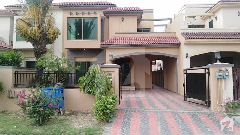 12 Marla Beautiful House Facing Park For Sale In M1 Block Of Lake City Lahore