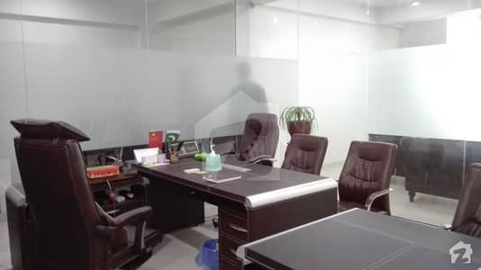 An Attractive Office Is Available For Sale In Dha Phase 5