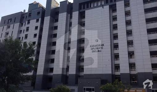 قراقرم ڈپلومیٹک انکلیو اسلام آباد میں 2 کمروں کا 10 مرلہ فلیٹ 5.5 کروڑ میں برائے فروخت۔