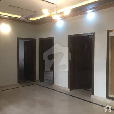سوان گارڈن ۔ بلاک ایف سوان گارڈن اسلام آباد میں 4 کمروں کا 6 مرلہ مکان 1.2 کروڑ میں برائے فروخت۔
