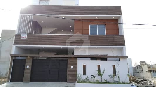 Brand New Ground + 1st Floor House Is Available For Sale