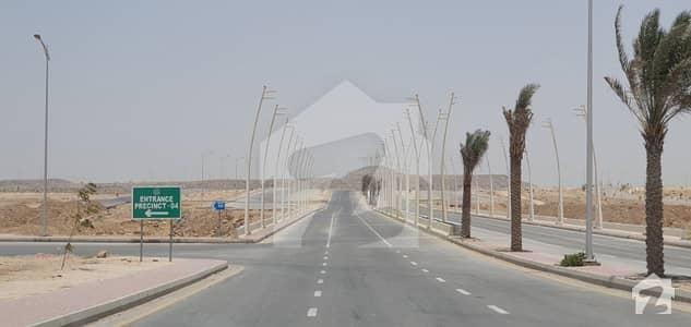 بحریہ ٹاؤن - پریسنٹ 6 بحریہ ٹاؤن کراچی کراچی میں 10 مرلہ رہائشی پلاٹ 63 لاکھ میں برائے فروخت۔