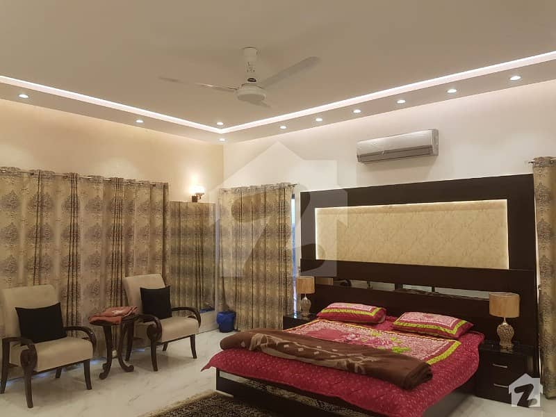 Fully Furnished Bedroom Is Available For Rent