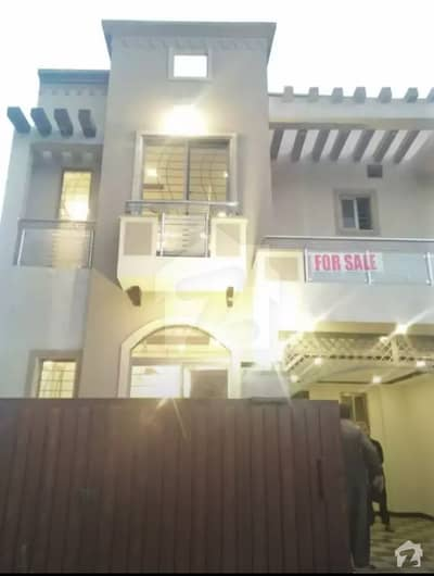 Bahria Town Phase 8 Safari Valley 5 Marla Brand New Double Storey House On Investor Rate