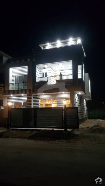 25 X 40 Corner Double Storey House For Sale In G-13/1 Islamabad