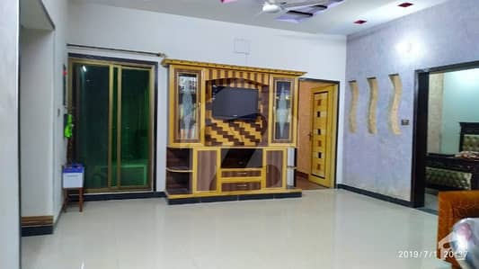 07 Marla 2 Beds Upper Portion Fully Furnished Houses For Rent In Jeewan City Sahiwal