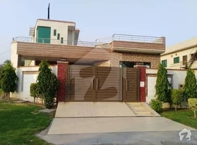 1 Kanal House Is Available For Sale Corner Kanal Road