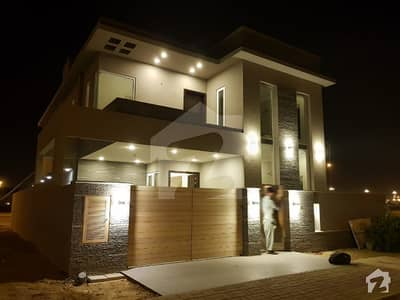 Brand New Bungalow 272 Sq Yard Covered Area 3300 Sq Feet Available Near Mosque
