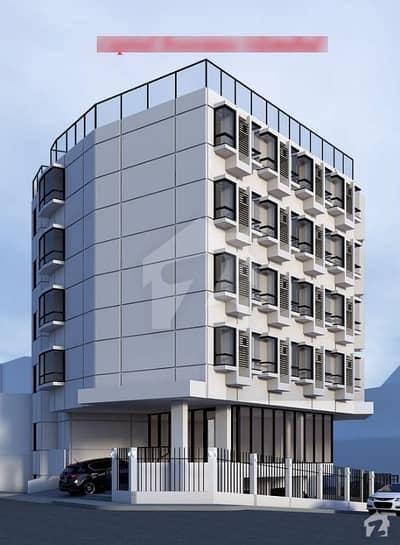غوری ٹاؤن اسلام آباد میں 5 مرلہ عمارت 2.4 کروڑ میں برائے فروخت۔