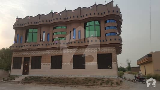 5 Marla Corner House For Sale In Wapda Town