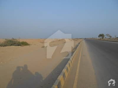 300 Sq Yd Residential Plot Is Up For Sale In Khayaban E Sahil Street 2