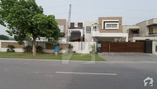 Solid Construction Two Kanal Brand New Lavish Fully Furnished Bungalow Is Available For Sale