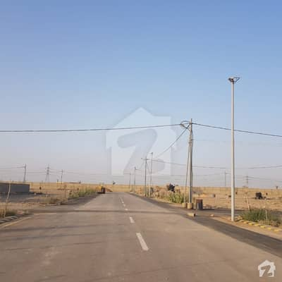 Plot For Sale In Punjabi Saudagar Phase 2 Sector 50 A Scheme 33 Karachi