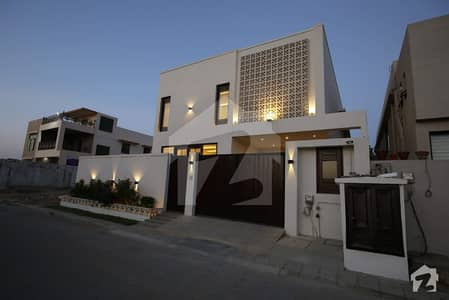Luxury Living At Its Best Brand New 500 Sq Yards Bungalow For Sale In Dha Phase 8 Karachi