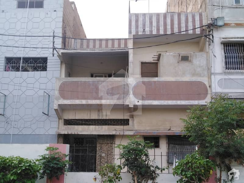 2nd Floor Portion With Roof Available For Sale On Booking