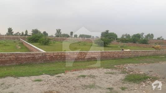 49 Marla Commercial Land 105 Ft Front On Main Carpeted Barki Road Near Karmanwala Stop