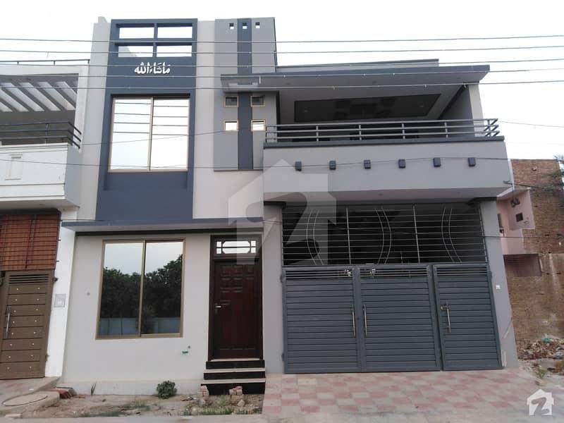 5 Marla Double Storey House For Sale In City Garden Housing Scheme