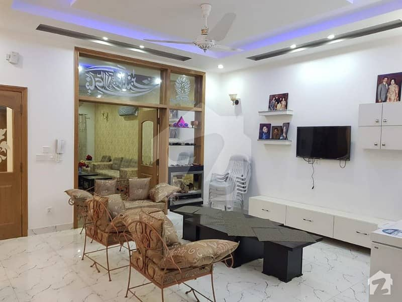 Full Furnished 10 Marla Bungalow For Sale