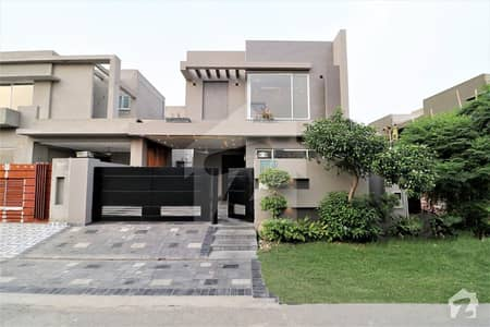 Most Beautiful Near Park 10 Marla House For Sale In Dha Lahore