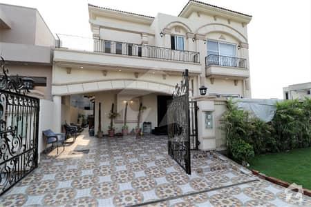Elegant Spanish 10 Marla With 5 Bedroom House For Sale Near Park