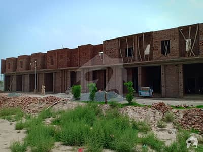5 Marla Brand New House For Sale In 24 Months Installments In Haider Valley Samandri Road Faisalabad