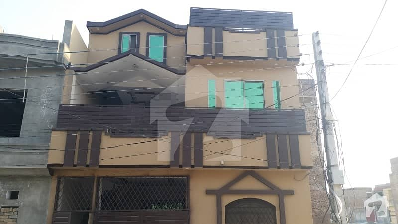 5 Marla Fresh Double Storey House For Sale.