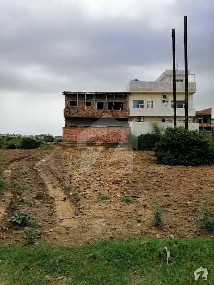 آئی ۔ 14/3 آئی ۔ 14 اسلام آباد میں 7 مرلہ رہائشی پلاٹ 1.3 کروڑ میں برائے فروخت۔