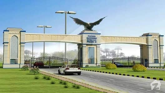 10 Marla Plot Available in Fazaia Housing Scheme Near  Mumtaz City New Airport Islamabad