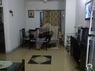 Beautiful Flat On 5th Floor Mustafa Tower 2 Beds Attached Bath