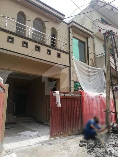 Brand New 5 Marla 15 Storey House For Sale In Airport Housing Society Rawalpindi