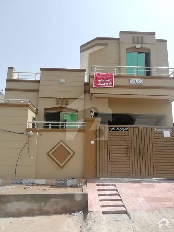 Brand New 5 Marla Single Storey House For Sale In Airport Housing Society Rawalpindi