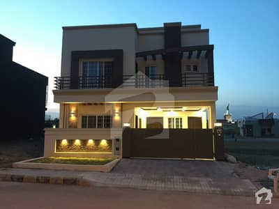 8 Marla Block D Bahria Phase 8 Excellent Built House For Sale