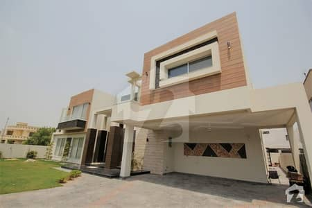 Leads Offer Dha 2 Kanal Brand New Fully Furnished Bungalow On Prime Location