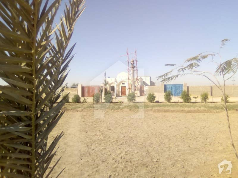 Commercial Plots for Farm Houses on installments and Land possession on 50 percent payment