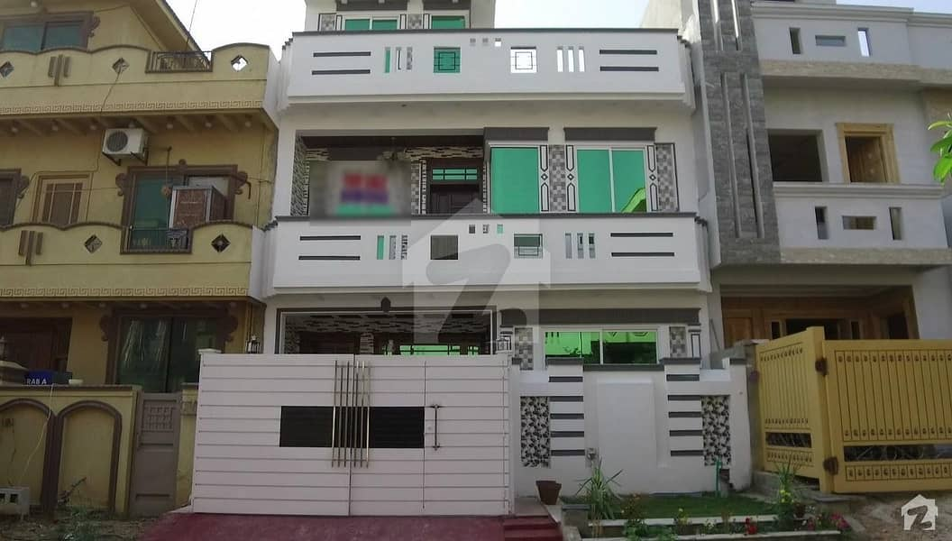 Brand New Double Storey House Is Available For Sale In G-13/1 Islamabad
