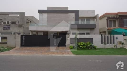 Defence One Kanal Brand New House For Rent In Dha Lahore