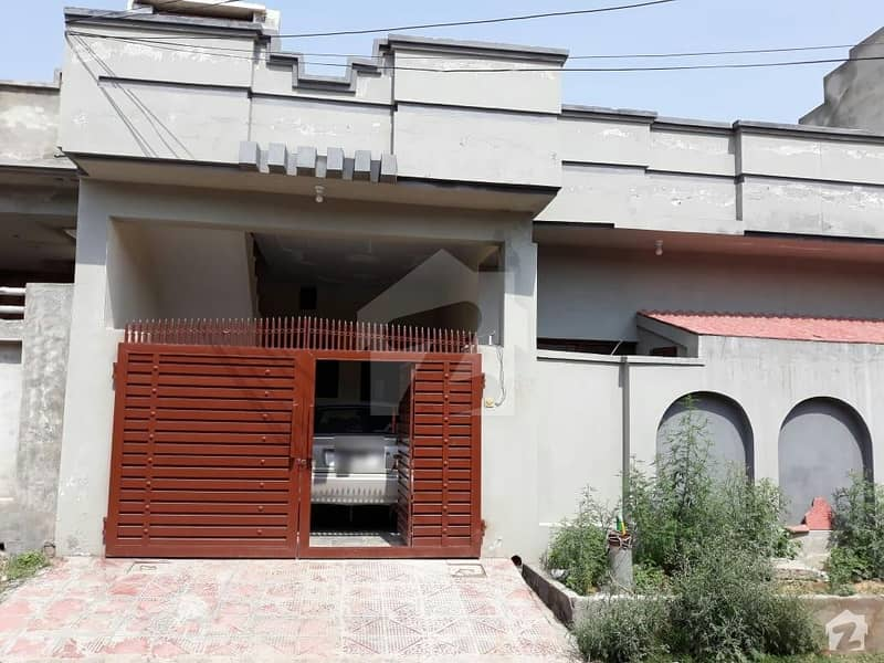 Single Storey House For Sale In Adiala Road.