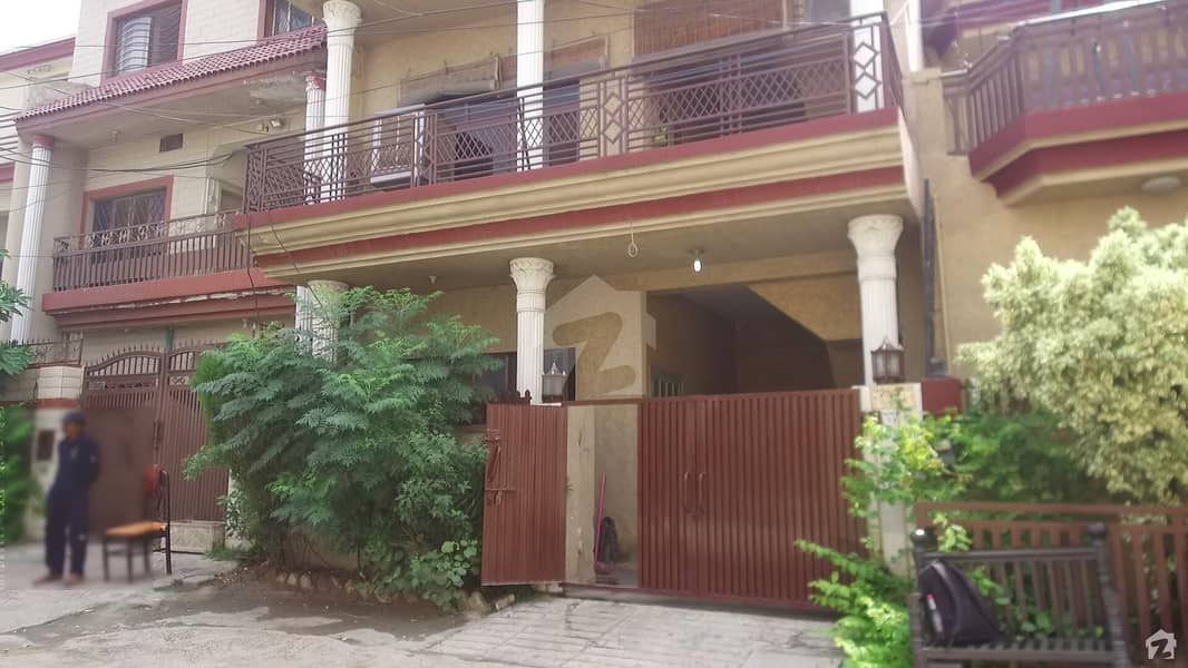 5 Marla House Is Up For Sale In British Homes Colony